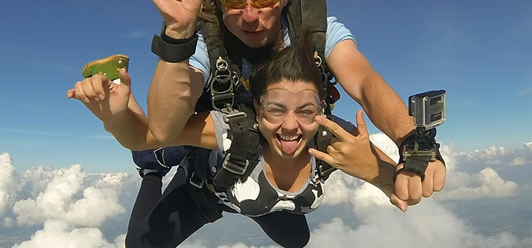 About LA Skydiving